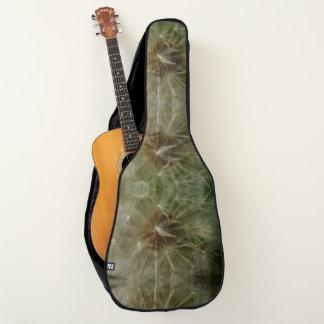 タンポポの活気デザイナーギターの箱 ギターケース