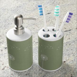 タンポポの浴室セット バスセット