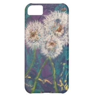タンポポの綿毛 iPhone5Cケース