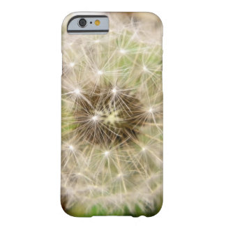 タンポポの花びら BARELY THERE iPhone 6 ケース