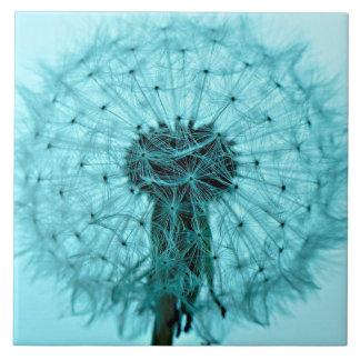 タンポポの花 タイル