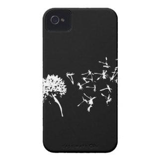 タンポポのiPhoneの場合 Case-Mate iPhone 4 ケース