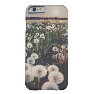 タンポポ分野 BARELY THERE iPhone 6 ケース