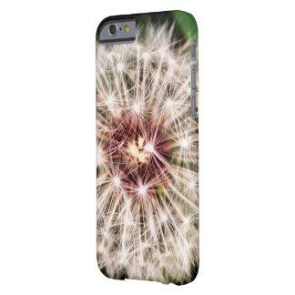 タンポポ BARELY THERE iPhone 6 ケース