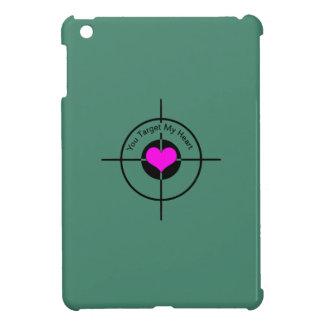 ターゲットのハート iPad MINI カバー