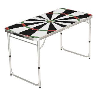 ターゲットデザイン-卓球台- HAMbWG ビアポンテーブル