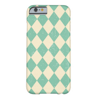 ターコイズのカーニバル BARELY THERE iPhone 6 ケース