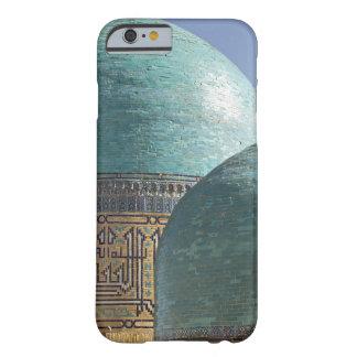 ターコイズのドーム、Shahr I Zindahのマウソレウム、 Barely There iPhone 6 ケース