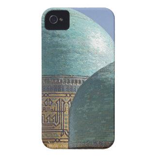 ターコイズのドーム、Shahr I Zindahのマウソレウム、 Case-Mate iPhone 4 ケース