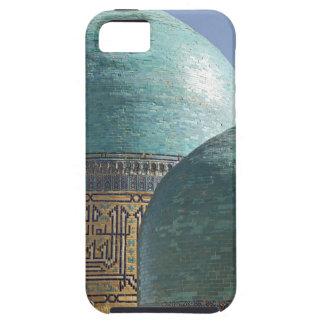ターコイズのドーム、Shahr I Zindahのマウソレウム、 iPhone SE/5/5s ケース