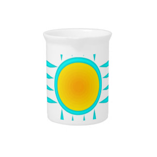ターコイズの太陽神 ピッチャー
