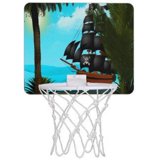 ターコイズの海 ミニバスケットボールゴール