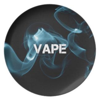 ターコイズの煙Vape プレート