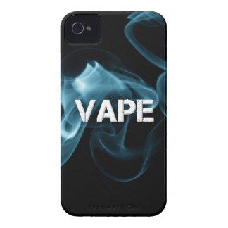 ターコイズの煙Vape Case-Mate iPhone 4 ケース