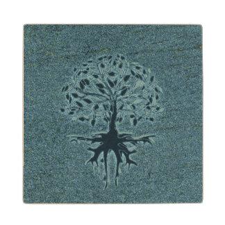 ターコイズの生命の樹 ウッドコースター