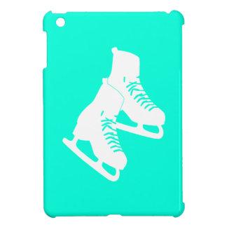 ターコイズはiPad Miniケースアイススケートします iPad Miniケース