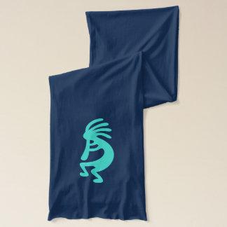 ターコイズココペリ スカーフ