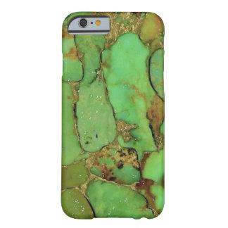 ターコイズパターン電話カバー BARELY THERE iPhone 6 ケース