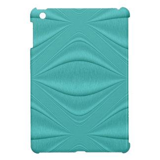 ターコイズCurviture iPad Mini カバー