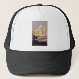 タージ・マハルの帽子 キャップ