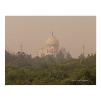 タージ・マハル、アグラ、ウタール・パラデシュ、インド4 ポストカード