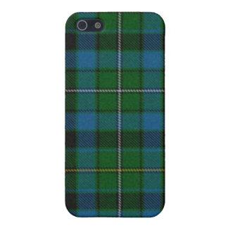 タータンチェックのIphone 4ケーススコットランド iPhone SE/5/5sケース