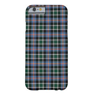 タータンチェックパターンコロラド州 BARELY THERE iPhone 6 ケース