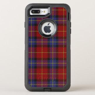 タータンチェックパターン オッターボックスディフェンダーiPhone 8 PLUS/7 PLUSケース