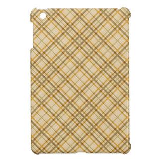タータンチェックパターン iPad MINI カバー