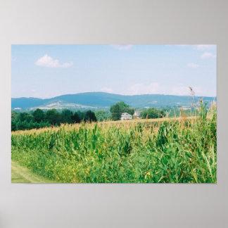 ターナーのギャップ、南山、Middletown、Md。、cg ポスター