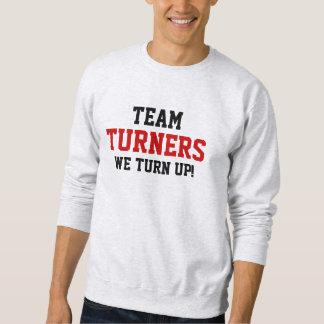 ターナー家族のプライドのスエットシャツ スウェットシャツ
