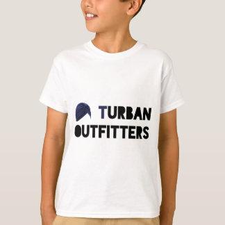 ターバンの装身具商 Tシャツ