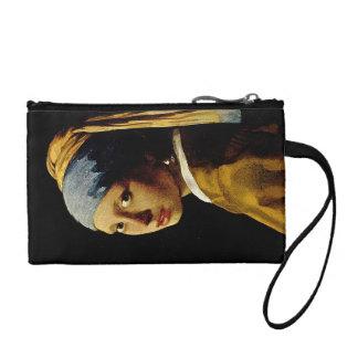 ターバンを持つ女の子か真珠のイヤリングを持つ女の子 コインパース