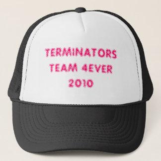 ターミネーターのチーム4EVER 2010年 キャップ