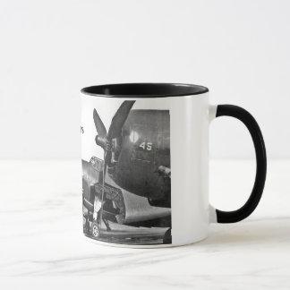 タールマカダム舗装のTBM、報復者 マグカップ