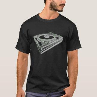 ターンテーブル1 Tシャツ
