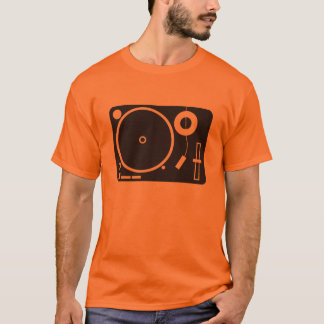 ターンテーブル Tシャツ