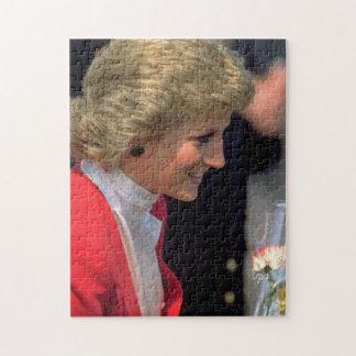 ダイアナの英国皇太子妃 ジグソーパズル