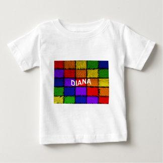 ダイアナ ベビーTシャツ