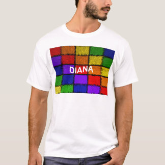 ダイアナ Tシャツ