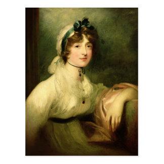ダイアナSturtのMilner 1800-05年より遅い女性 ポストカード