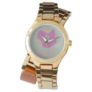 ダイエットZ958rのためのドーナツ 腕時計