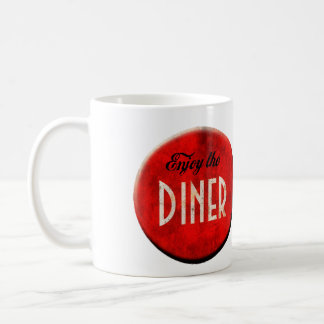ダイナーのマグ コーヒーマグカップ