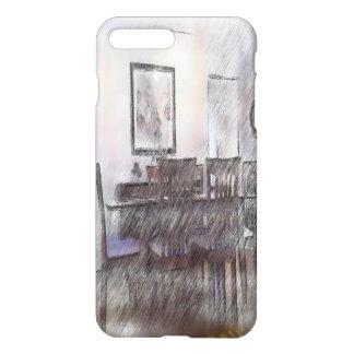 ダイニングテーブル iPhone 8 PLUS/7 PLUSケース