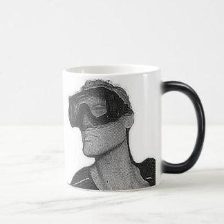 ダイバーのため モーフィングマグカップ