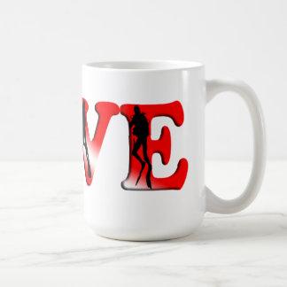 ダイバーのコップ コーヒーマグカップ