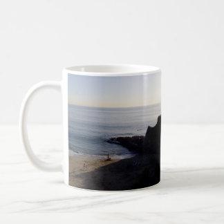 ダイバーの入江のラグナのビーチ コーヒーマグカップ