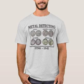 ダイムのワイシャツを検出する金属 Tシャツ