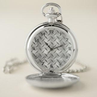 ダイヤモンドのプレート1-7の選択壊中時計 ポケットウォッチ