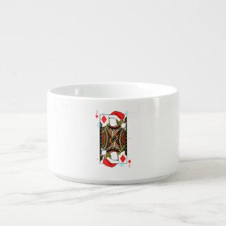 ダイヤモンドのメリークリスマスジャック-あなたのイメージを加えて下さい チリボウル